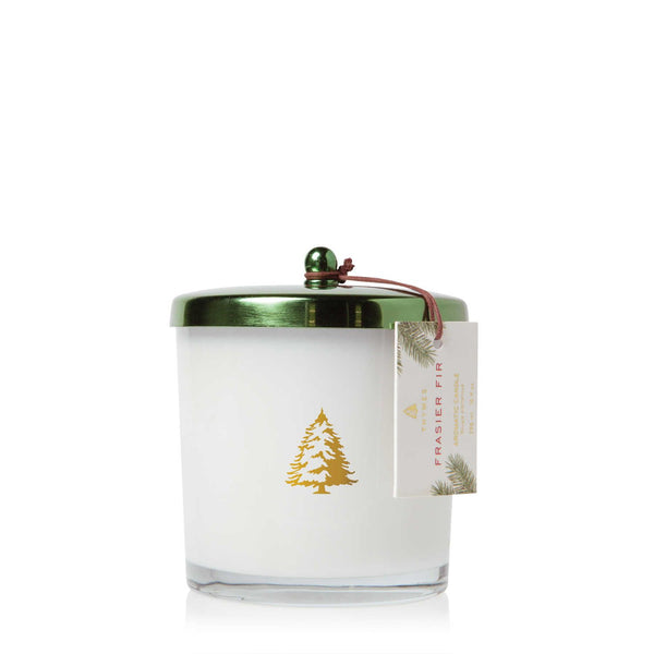 Frasier Fir, Limited Edition Candle with Green Lid