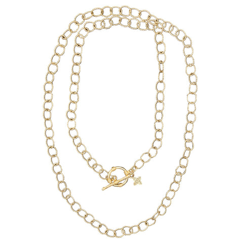 Hazen & Co. Laurel Necklace