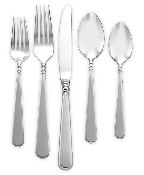 Lenox Pearl Platinum 5-piece Place Setting