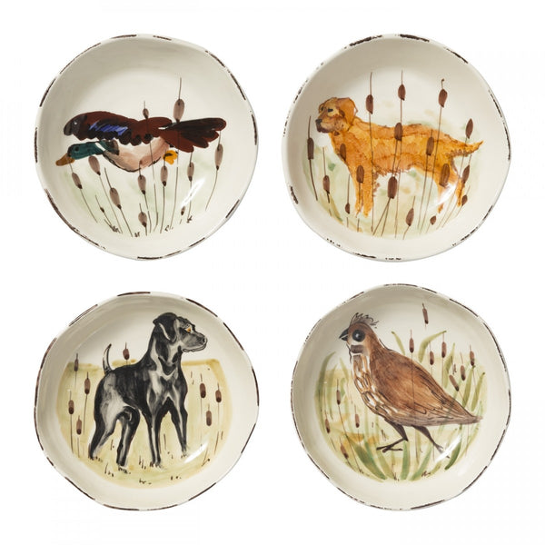 Vietri Wildlife, Assorted Pasta Bowl