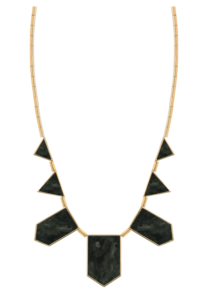 House of Harlow 1960 Classic Station Necklace - ro-and-jewel