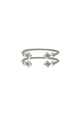 House of Harlow 1960 The Lyra Cuff Set - ro-and-jewel