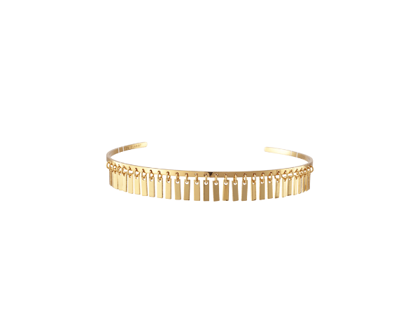 Jenny Bird Raya Choker Gold - ro-and-jewel