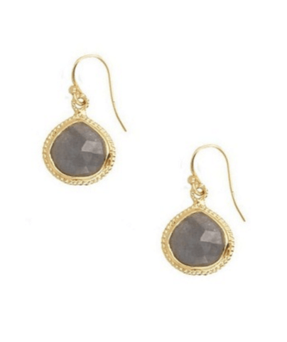 Chan Luu Labradorite Drop Earrings - ro-and-jewel
