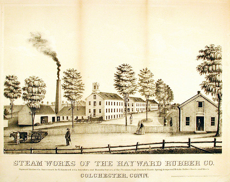 The Hayward Rubber Company (Colchester Rubber Co.'s Grandfather)