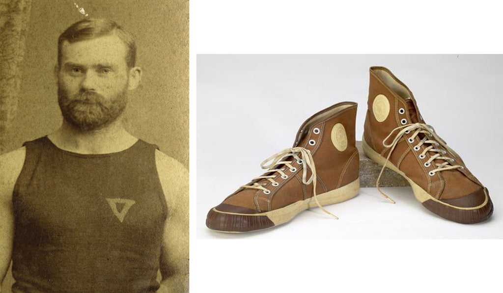 2ece08716a53be The Colchester Rubber Co. Basketball Sneaker predates any of it s  competitors by a quarter of a century