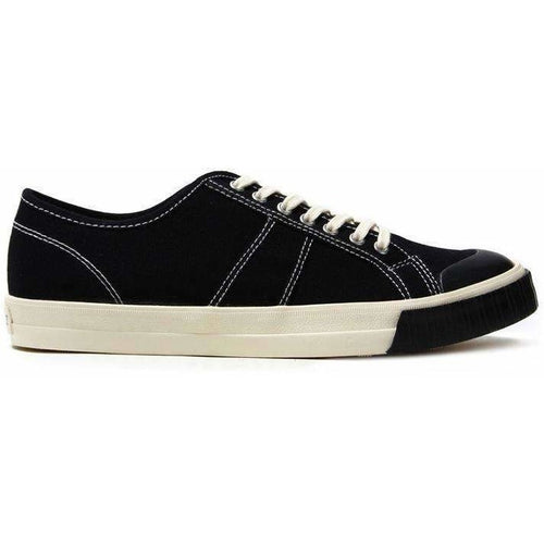 colchester rubber black sneaker low top