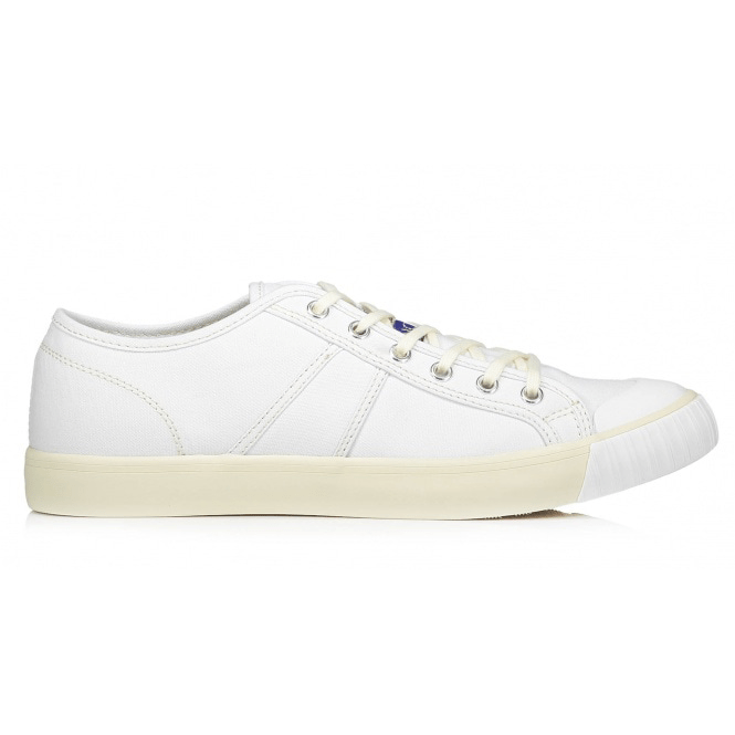 1892 National Treasure Low Top - White