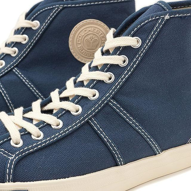 RESTOCK 1892 National Treasure High Top - Navy (Drops July 1)