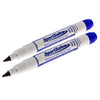 Fine Tip Waterproof Skin Marker - 2 Pack Blue