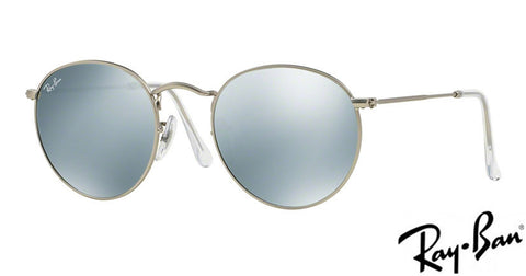 Ray-Ban ROUND METAL 0RB3447 019/30