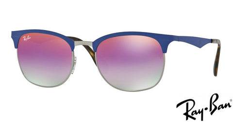 Ray-Ban Violet gradient lenses 0RB3538 9005A9