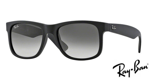 Ray-Ban JUSTIN - Rubber black 0RB4165 601/8G