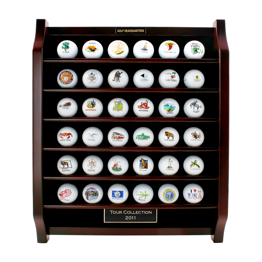 36 Ball Display