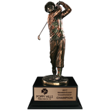 Joe Mead Golfer Trophy - ProActive Sports Tournament Store