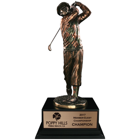 Joe Mead Golfer Trophy