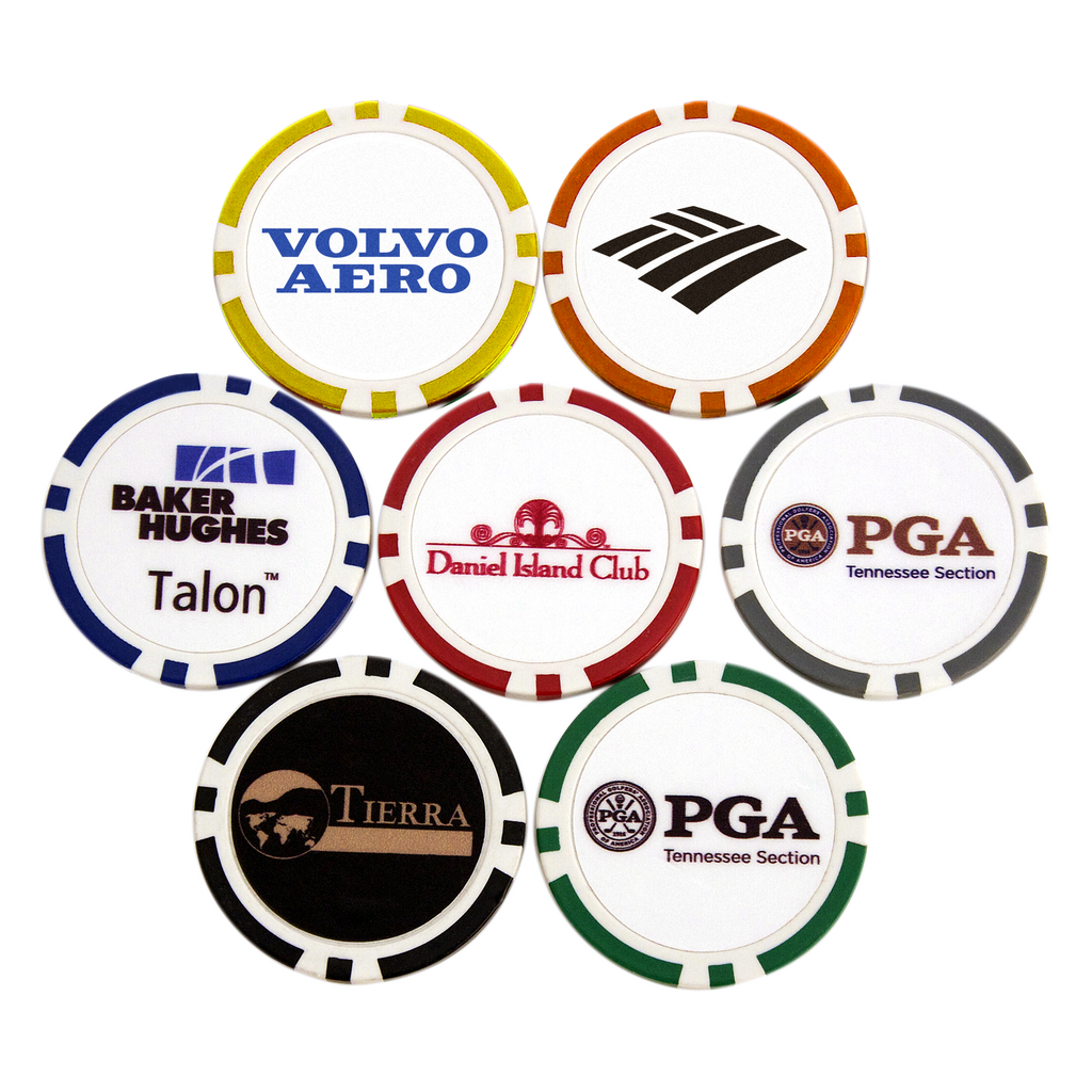 Poker Chips - ProActive Sports Tournament Store
