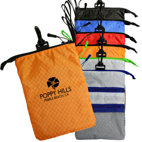 Zippered Caddy Pouch - ProActive Sports Tournament Store