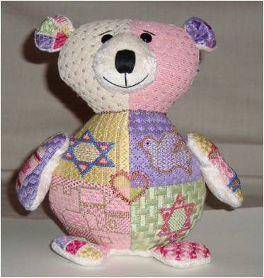 Bat Mitzvah Bear