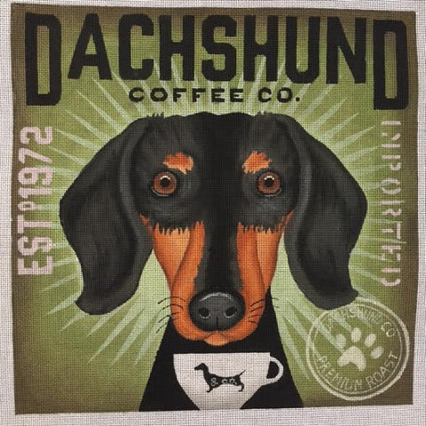 Dachshund Coffee