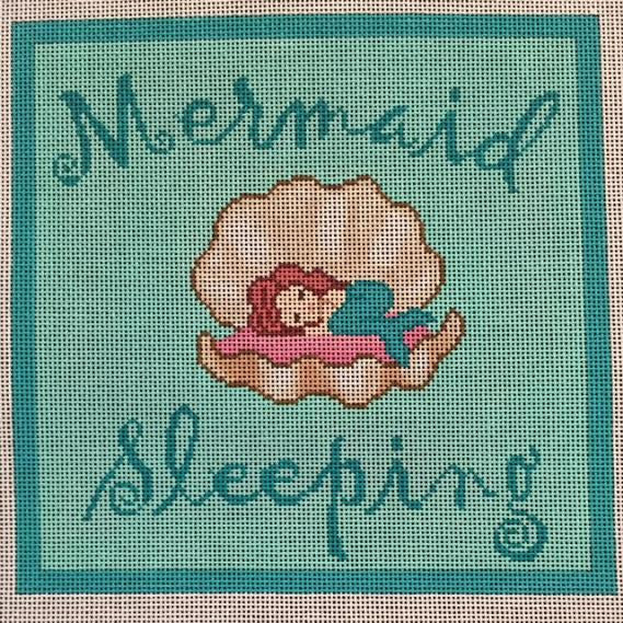 MERMAID SLEEPING