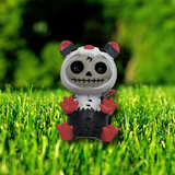 Awesome Furrybones Possum Hand Painted Resin Figurine
