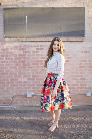 Poppy Skirt S-3XL