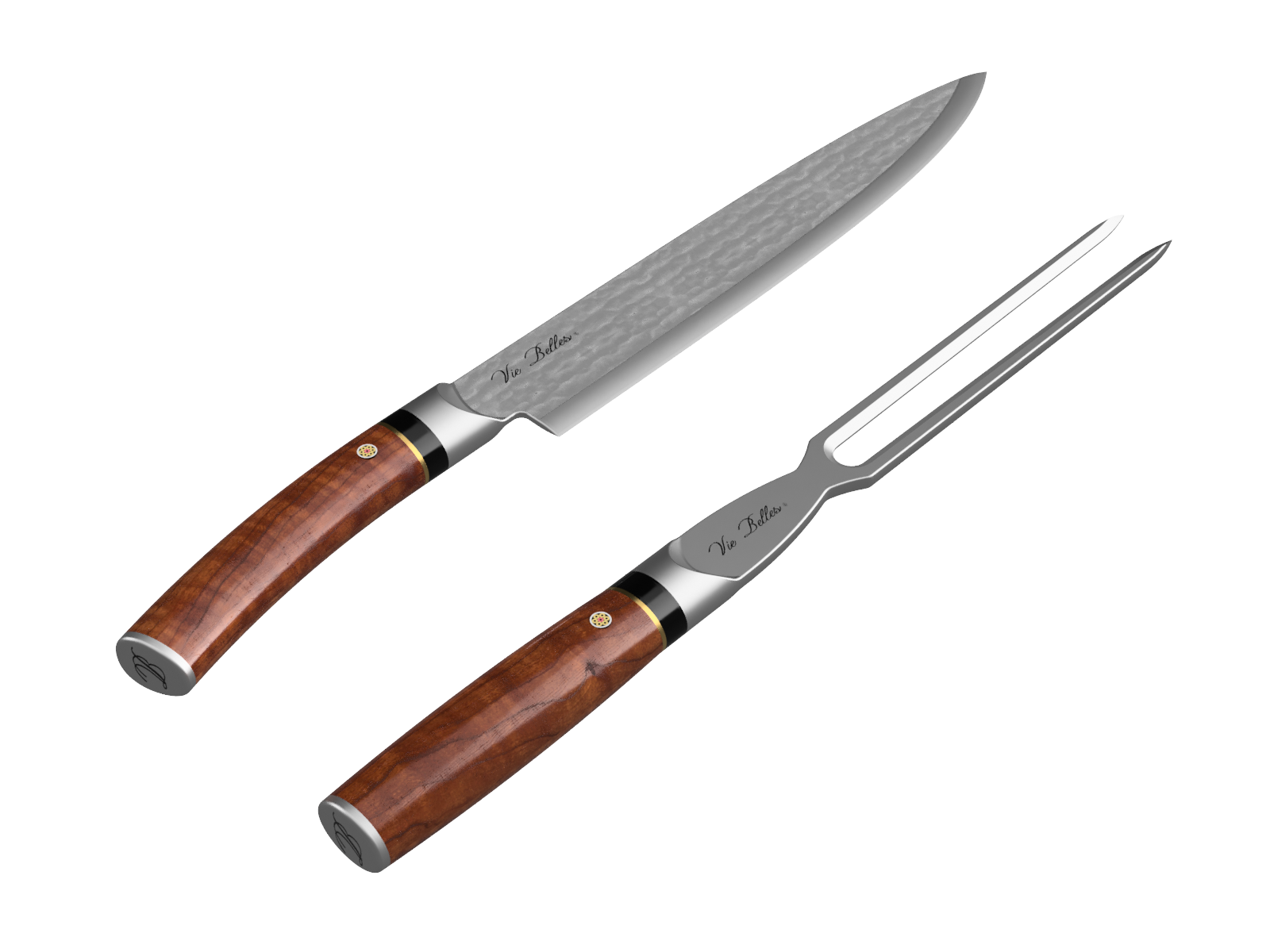 2 Piece Reserve Carving Set