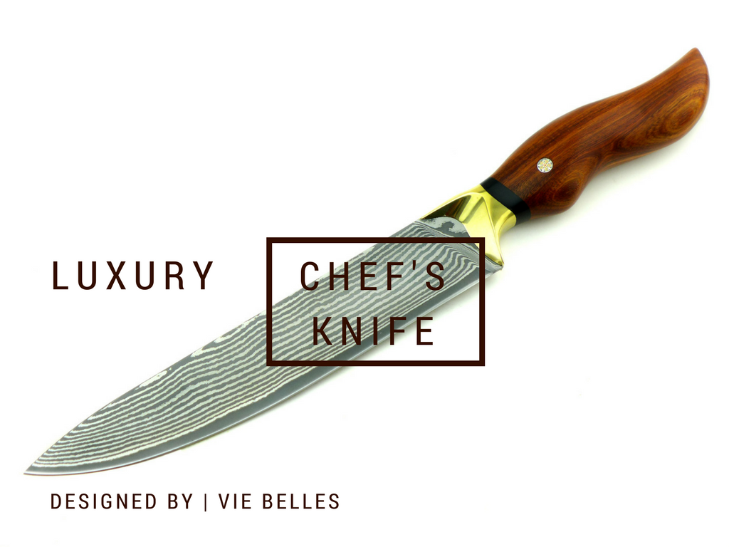Luxury Chef's Knife By Vie Belles