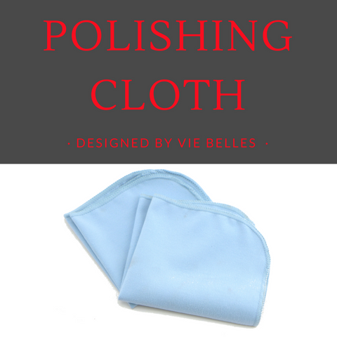 Polishing Cloth By Vie Belles