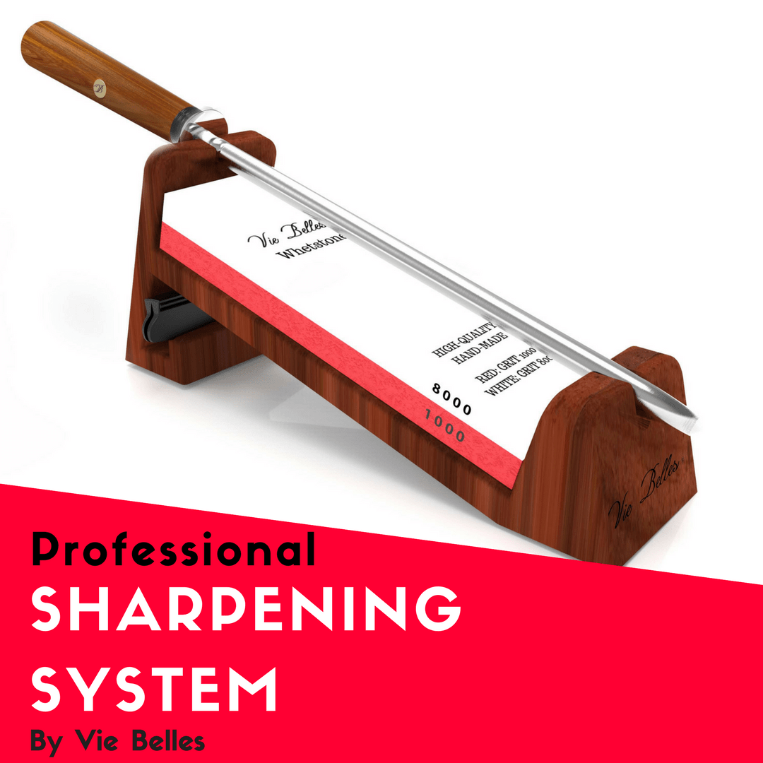 Professional Sharpening System By Vie Belles