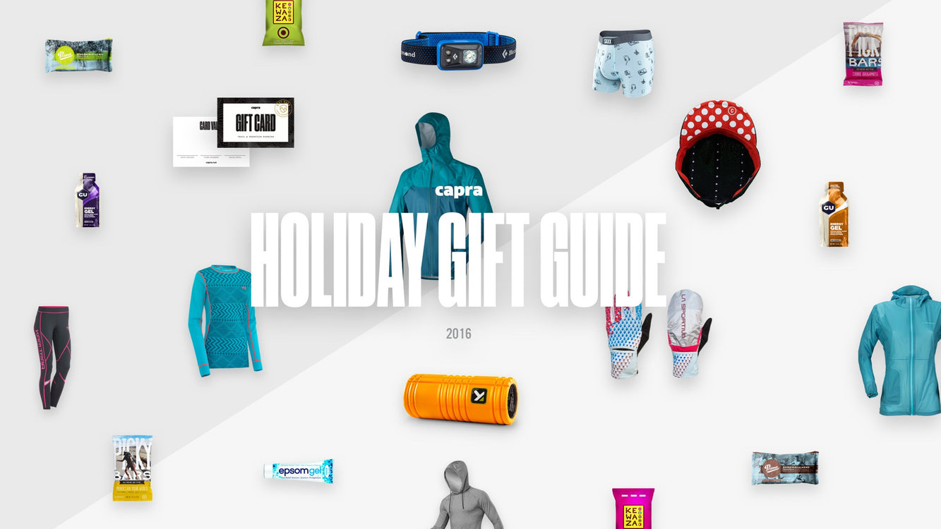 Capra Holiday Gift Guide