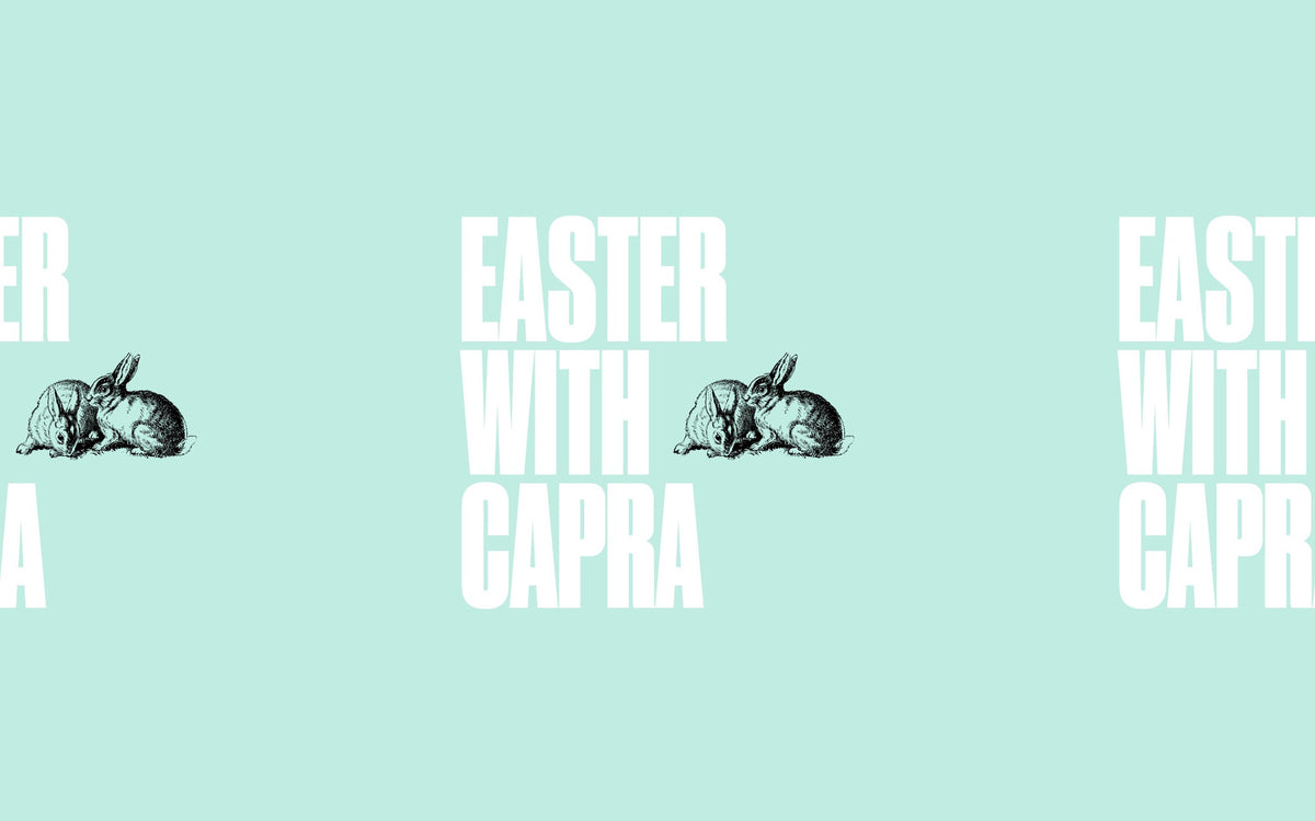 Easter with Capra