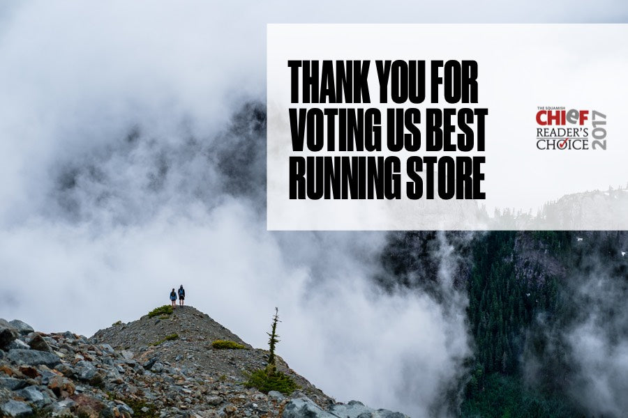 Best Running Store in Squamish: Reader's Choice Award
