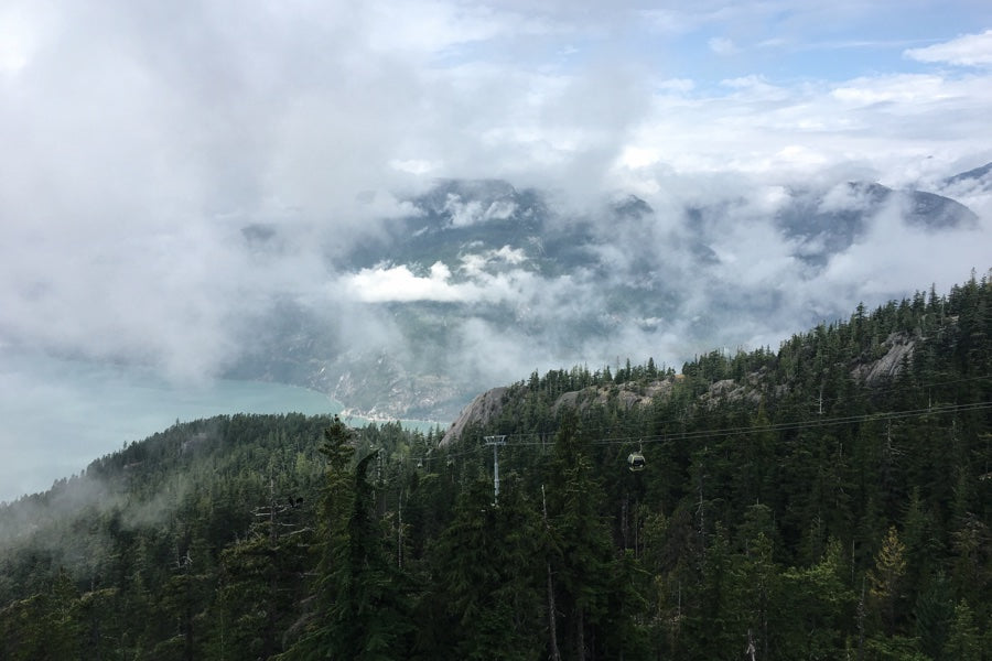 Capra Squamish Sea to Sky Gondola