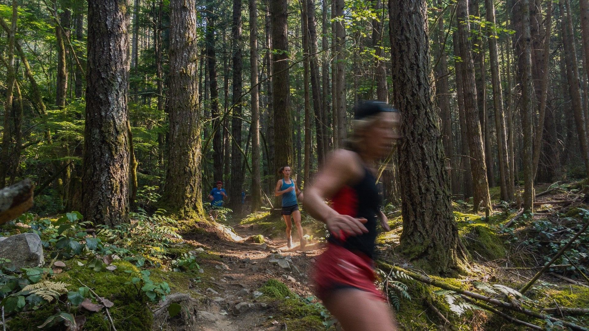 Capra Running Squamish