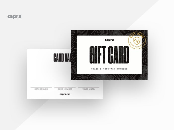 Capra Gift Cards