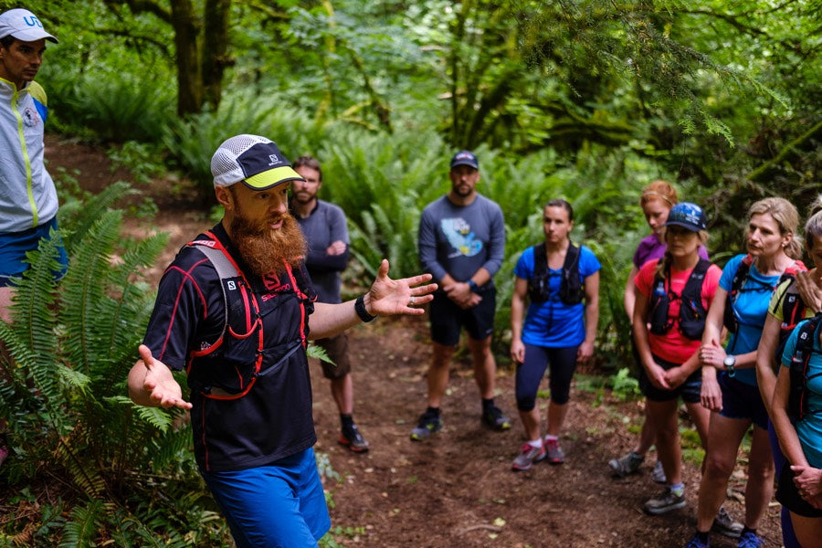 Ridgeline Athletics Training for Trail Running Clinic