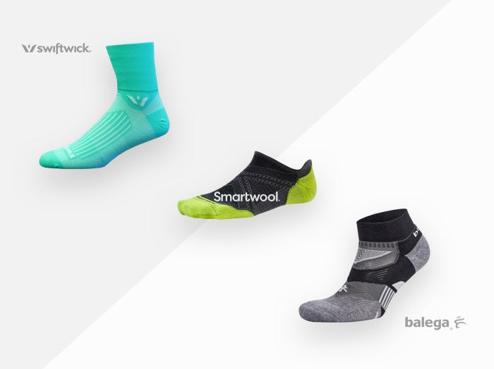 Swiftwick Socks SmartWool Socks and Balega Socks