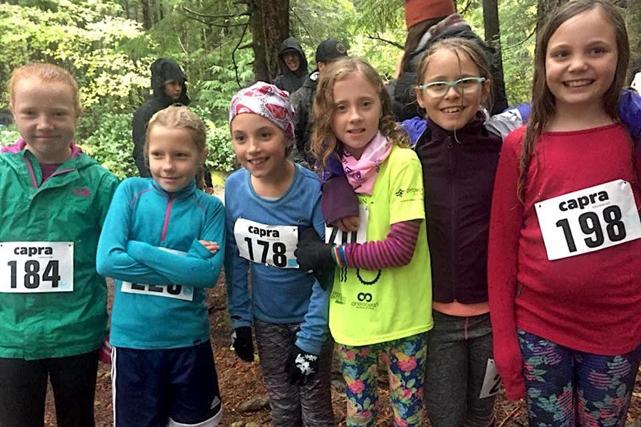 The Muddy Runner Youth Trail Race