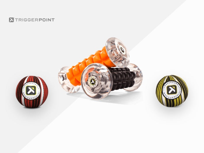 Trigger Point Foot Rollers and Massage Balls