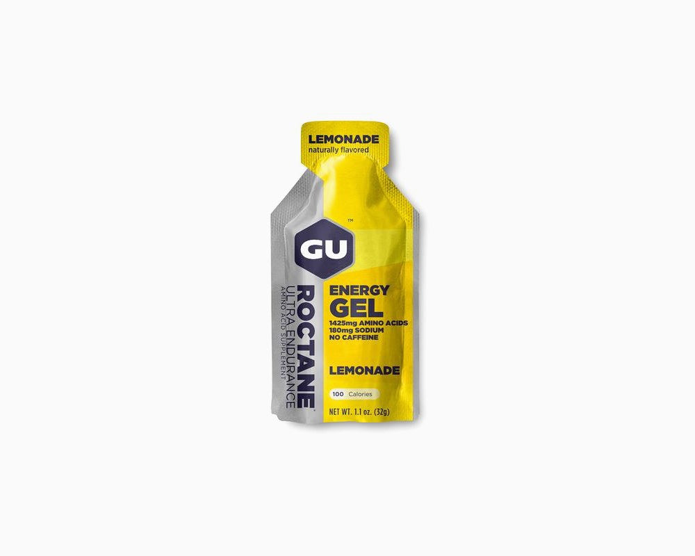 GU Roctane Energy Gel Lemonade