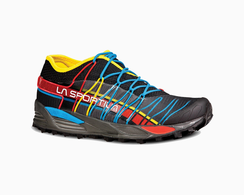 La Sportiva Mutant in Blue/Red