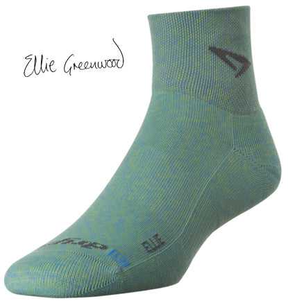 Drymax Lite Trail Running Sock - 1/4 Crew
