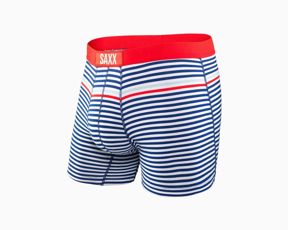 SAXX Vibe Boxer Bright Navy Hiker