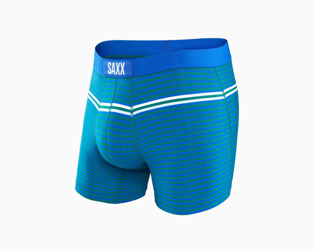 SAXX Vibe Boxer Royal Hunter Hiker