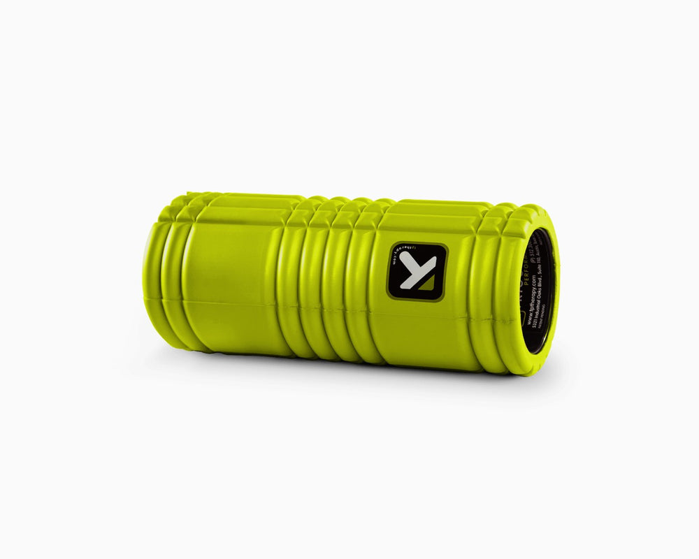 Trigger Point GRID Foam Roller Lime Green