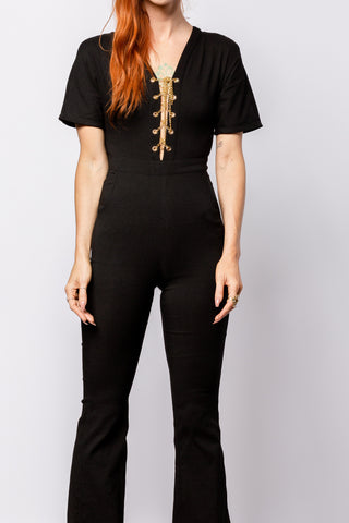 Chain Me Up Jumpsuit