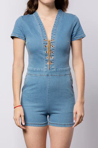 Chain Me Up Romper