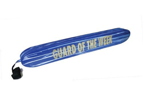 "50"" SPLASH GUARD OF THE WEEK RESCUE TUBE"